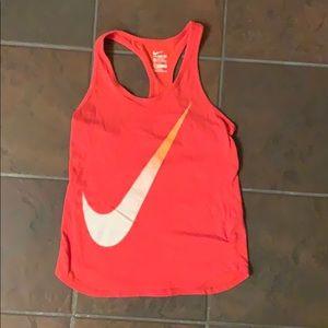 Cotton Nike Tank Top